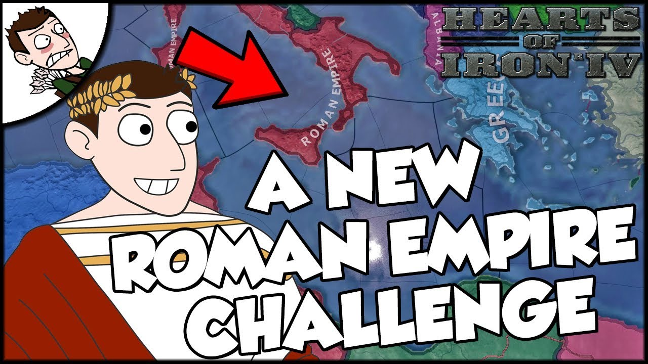 second image for Hoi4 Return Of The British Empire with Hearts of Iron 4 HOI4 Return Of The Roman Empire Challenge ...
