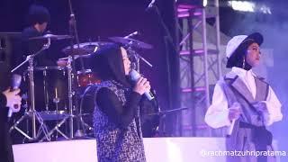 Nissa Sabyan feat Gita Gutawa & Ayu Idol - Ya Maulana