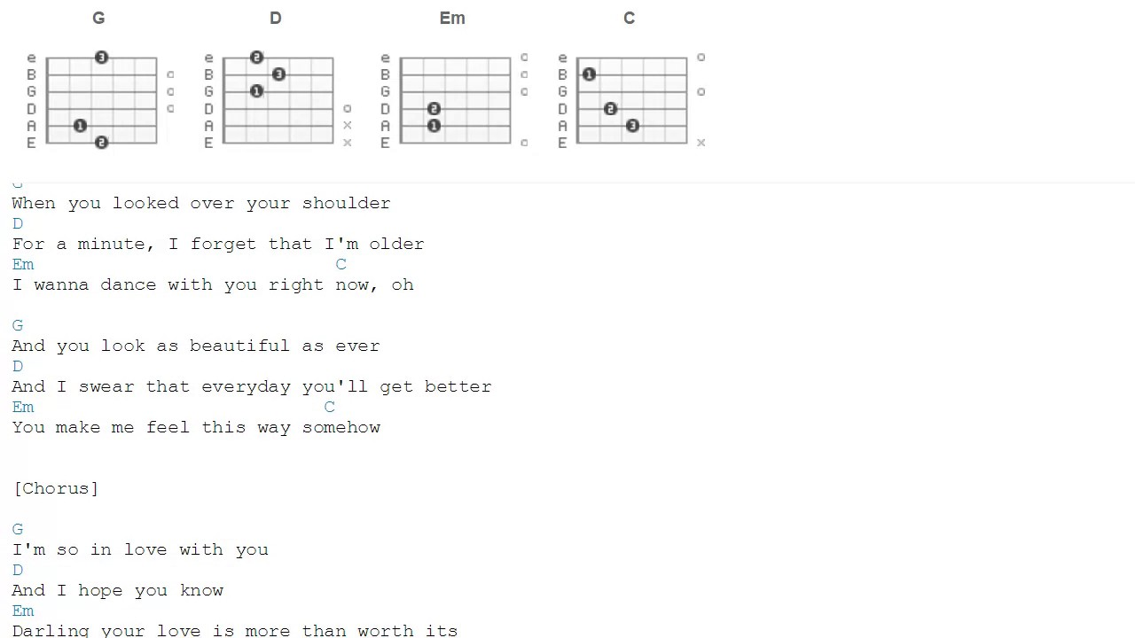 Ultimate guitar lyrics and chords