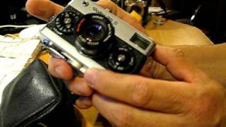 A quick look at the Rollei 35 S 35mm camera