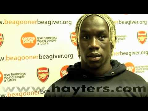 Bacary Sagna Interview - 4.Aug.10