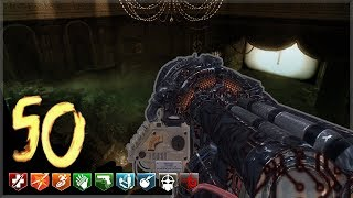 *THE ORIGINAL* KINO DER TOTEN ROUND 50 CHALLENGE!!! - Call of Duty: Black Ops Zombies