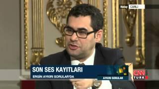Sadullah Ergin, Enver Aysever'in sorularını yanıtladı: Aykırı Sorular - 06.03.2014