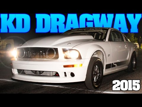 Hillbilly Arm Drop Dragz 2015, KD Dragway grudge racing full event Movie