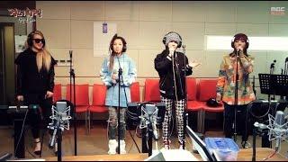 정오의 희망곡 김신영입니다 - 2NE1 - Gotta Be You, 투애니원 - 너 아님 안돼 20140403