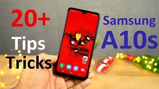 Samsung A10s 20+ Tips and Tricks