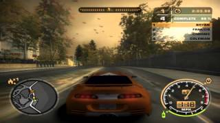 Need for Speed Most Wanted Gameplay