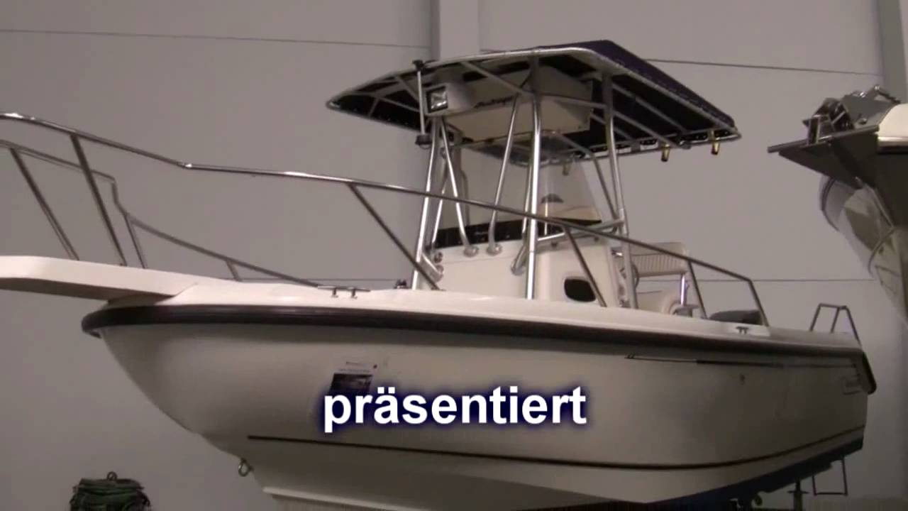 Boston Whaler 210 Outrage 29.900 EUR