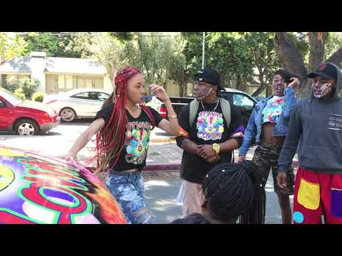 T-Squad Hits The LBC ( Long Beach ) | OfficialTSquadTV | Tommy The Clown