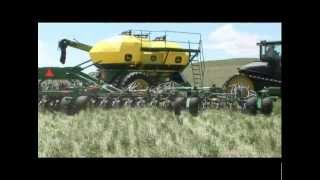 No-till dryland farming