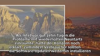 Digitale Sicherheitslücken –              Intel warnt vor eigenen Sicherheits-Updates