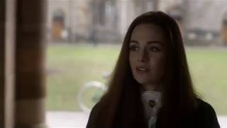 Brianna Shares A Moment With Roger - Outlander Video