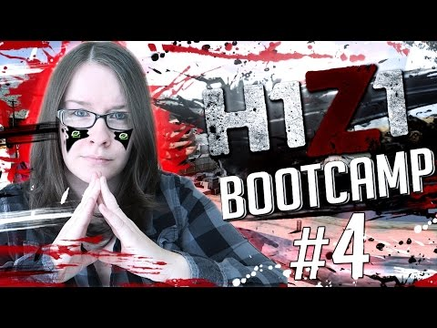 IT'S TIME FOR A CHANGE! H1Z1 King of the Kill! BOOTCAMP #4