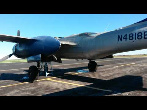"Douglas A-26 Invader from Movie ""Always"" Fire Eaters Tanker #59"