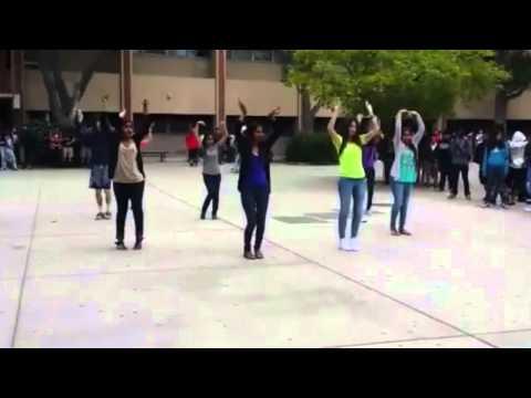Boshret Kheir Flashmob Dance in Los Angeles
