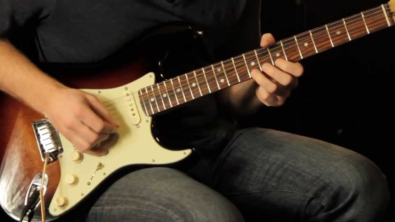 fender american deluxe stratocaster tone review and demo youtube