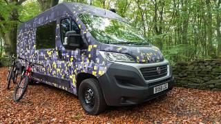 4 Berth Sports Utility Camper Van - Multi-Purpose Vehicle