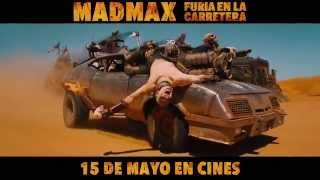 Mad Max: Furia en la Carretera - Tráiler Oficial en español HD