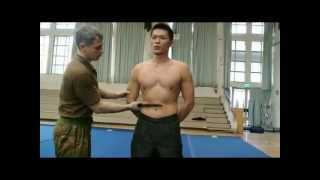2013 Russia Siberian Cossack the the Russian martial arts Taiwan seminar