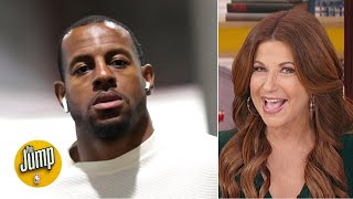 The Grizzlies are surprisingly good; what if they keep Andre Iguodala? -Rachel Nichols | The Jump