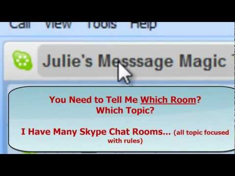 How To Get Guidelines - A Skype Chat Room Command /get Guidelines