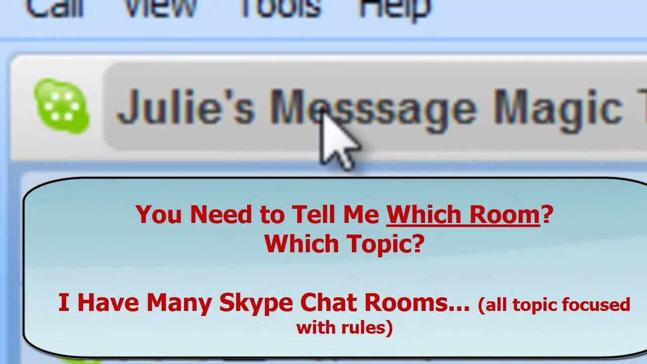 How to Get Guidelines - a Skype Chat Room Command /get guidelines ...