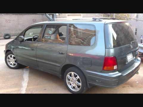 1997 Honda Odyssey Youtube