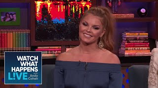 why brandi redmonds girls are scared of leeanne locken rhod wwhl