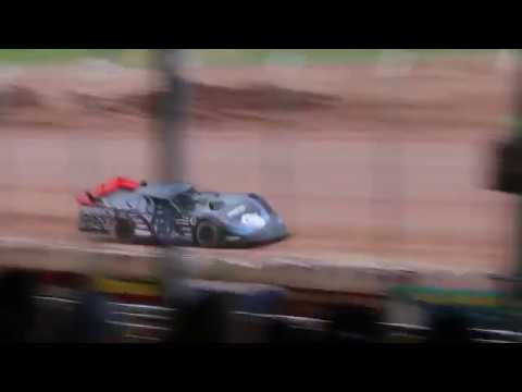 5.18.17 - Luxemburg Speedway / Lucas Oil Dirt Late Models - Scott Bloomquist