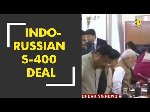 US reacts to Indo-Russian S-400 deal