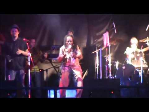 Sylford Walker - Jah golden Pen (live) inna town productions - RossAndReggae11