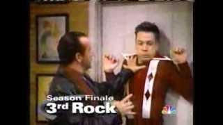 3rd Rock From the Sun - Season 3 finale promo Phil Hartman Jan Hooks
