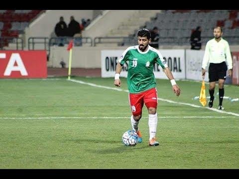 ●Ahmad Hisham ○ Goals & Skills  [ Al-Wehdat Club ] ▪ 2016 - 2017