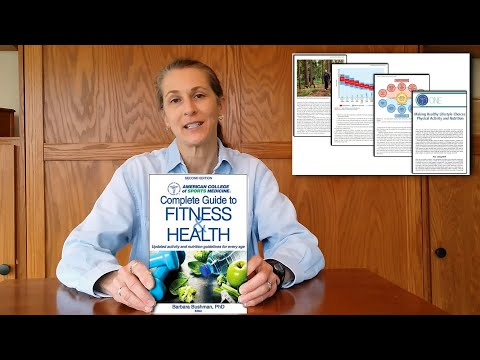 ACSM's Complete Guide to Fitness and Health - Author Insight