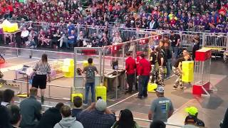 2018 FIRST FRC Houston Championship #2018tur #qf3m1