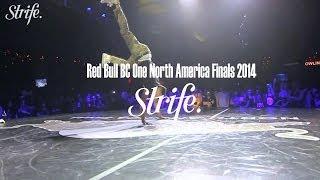 Victor vs Morris | Red Bull BC ONE North America 2014 | Semi | Strife.TV