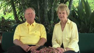 Jack Nicklaus - The Yellow Shirt Campaign PSA