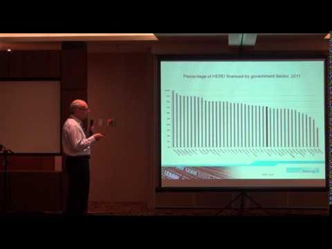 1.4 Research funding & policy landscape international context_Prof. Alan Pettigrew, BSc, PhD_Part1