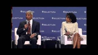 The Innovation Advantage Panel with CTO Megan Smith at the 2015 SelectUSA Investment Summit Mp3