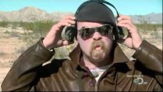 Mythbusters Sonic Boom Sound Off