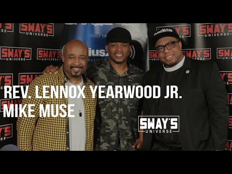 Rev. Lennox Yearwood Jr. on Hip Hop Caucus & Where Hillary and Trump Stand on Free Trade