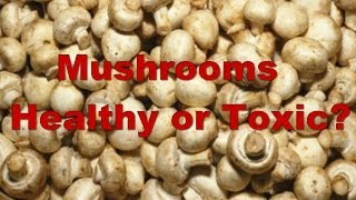 One Minute Health Tip - Cook Mushrooms