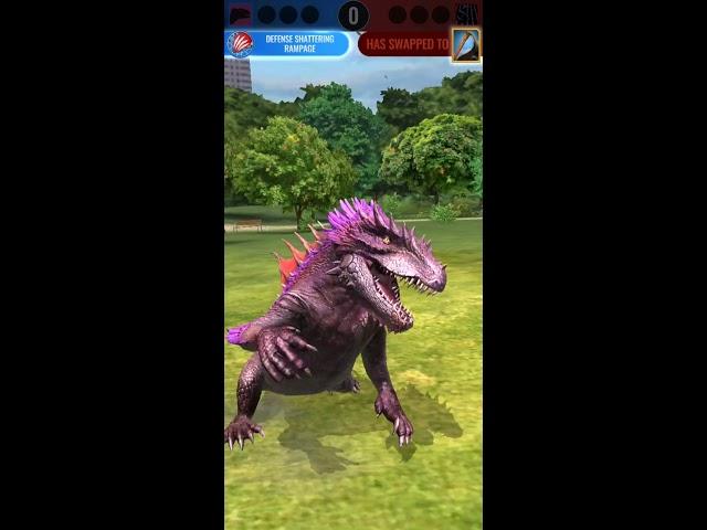 Jurassic World Alive - Epic Pterosaur Strike Event (last battle)