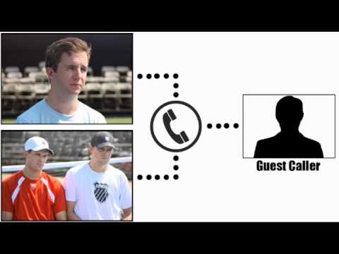 Interactive Phone Call with Bob and Mike Bryan