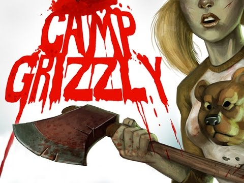 Camp Grizzly review - Board Game Brawl