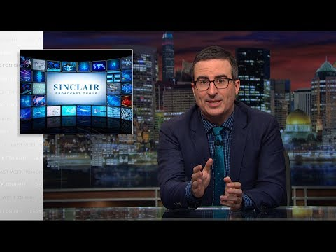 Thumbnail: Sinclair Broadcast Group: Last Week Tonight with John Oliver (HBO)