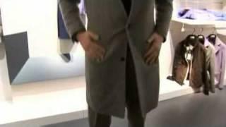 La nuova collezione di Daniele di Montezemolo presentata a Pitti