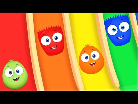 Download Op & Bob 2019   NEW   ROUND & SQUARE Full EPISODE   Cartoons Collection for Kids