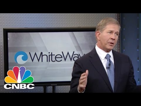 WhiteWave Foods CEO: Riding The Trend | Mad Money | CNBC