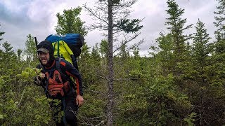 5 Days SOLO in the Wild Wilderness | Part 1